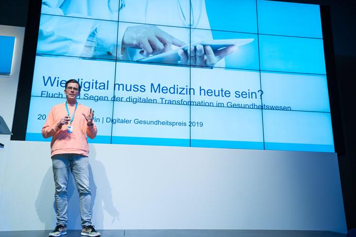 Digitaler Gesundheitspreis 2019