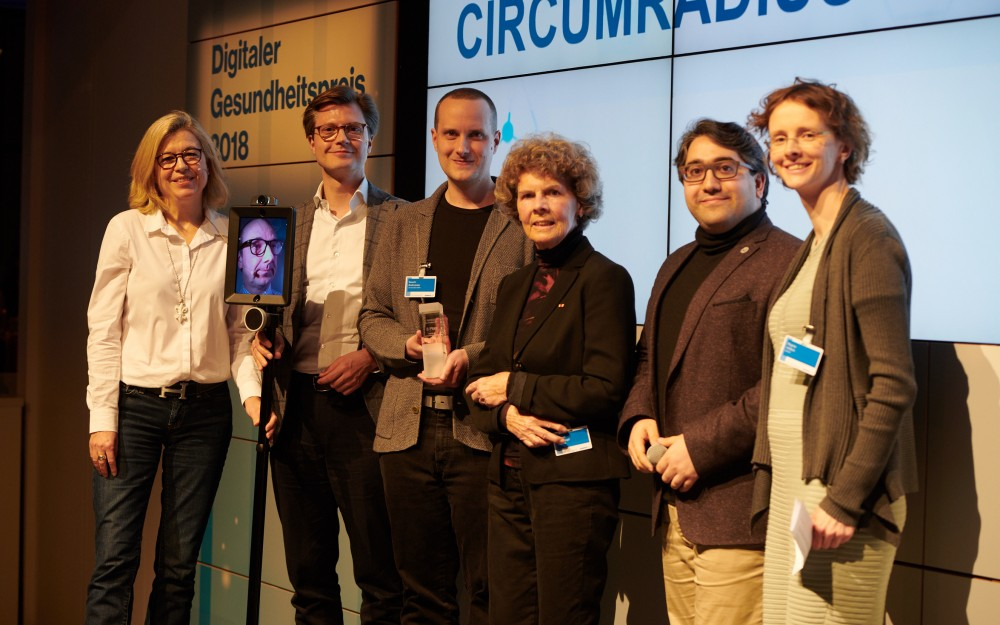 3. Platz: Radius, Circumradius GmbH, Berlin (10.000 €)